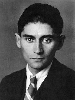 פרנץ קפקא (1924-1883)