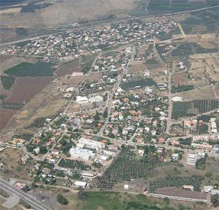 מגדל הייתה עיר יהודית