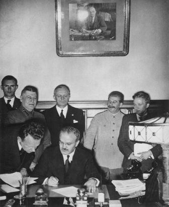 הסכם ריבנטרופ-מולוטוב, 23 באוגוסט 1939
