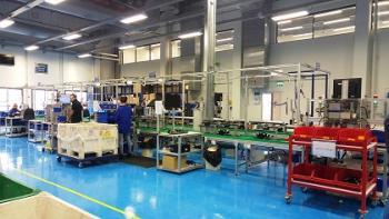מפעל מיטרוניקס בגן התעשייה דלתון (התמונה באדיבות יעל שביט - תקשורות)