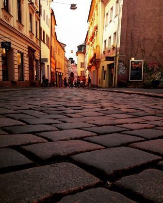 אולמוץ, צ'כיה (צילום: מירב גולן)