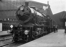 רכבת מתחילת המאה העשרים