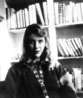 סילביה פלאת', 1957