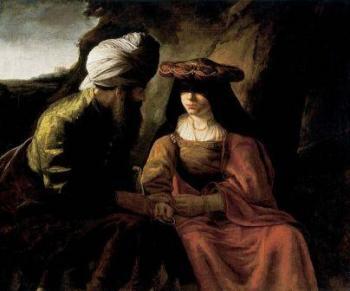 מעגונה לגאולה: סיפור תמר ויהודה בראי מילותיו