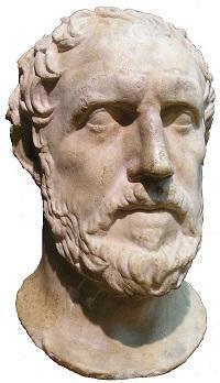 """תוקידידס (460 בקירוב - 395 לפנה""""ס)"""