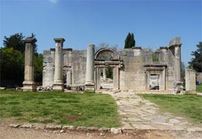 ברעם היה כפר יהודי עד המאה ה- 13