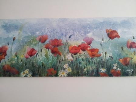 לידיה ברלינסקי: אביב מאוחר - תערוכת ציור לזכרה