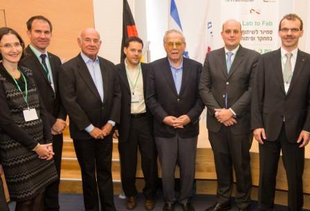 חברת המחקר  Fraunhofer פותחת שלוחה בישראל