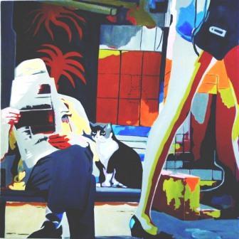 איריס ויינטראוב - אמנית אורבאנית ייחודית