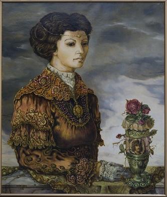 מנדי סנד, My Wife Agneta, מתוך התערוכה, צילום: אגי סנד
