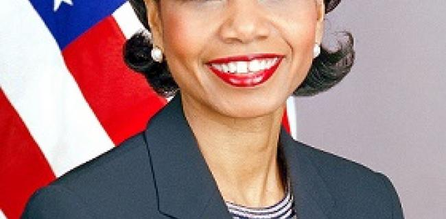 קונדוליזה רייס (באנגלית: Condoleezza Rice; נולדה ב-14 בנובמבר 1954)