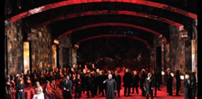 לוציה דה למרמור באופרה הישראלית