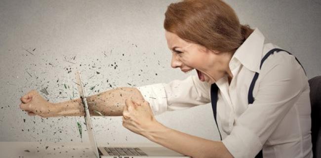 התמודדות עם כעסים