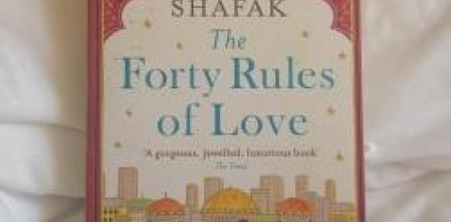 Elif Shafak / The Forty Rules of Love