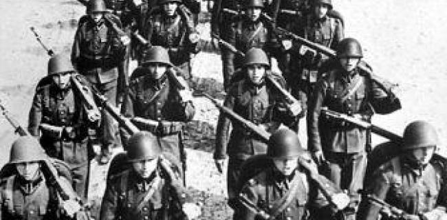 חיילים פולנים במלחמת העולם השניה