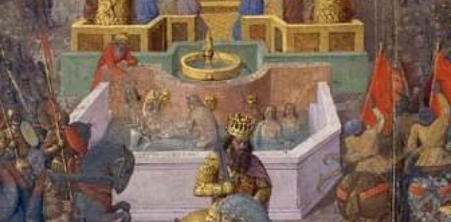 הורדוס כובש את ירושלים