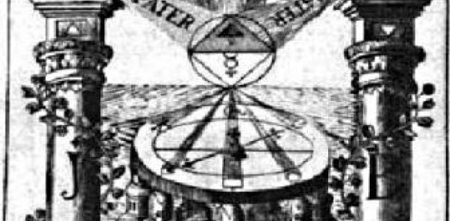 עמודי המקדש - ציר העולם אקסיס מונדי