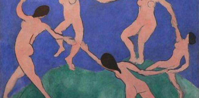 טיפול בתנועה - הריקוד של מאטיס 1909