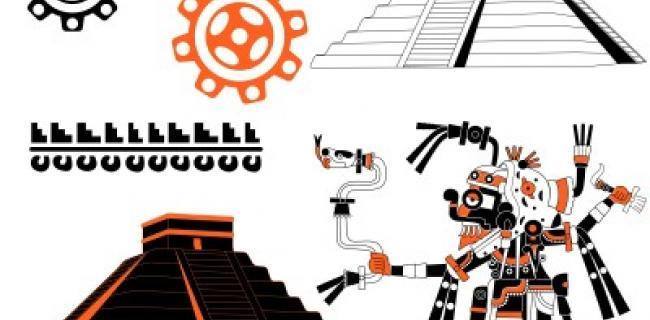 עיר אבודה של שבט המאיה התגלתה במקסיקו