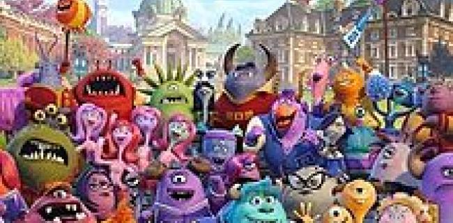 בית ספר למפלצות – Monsters University