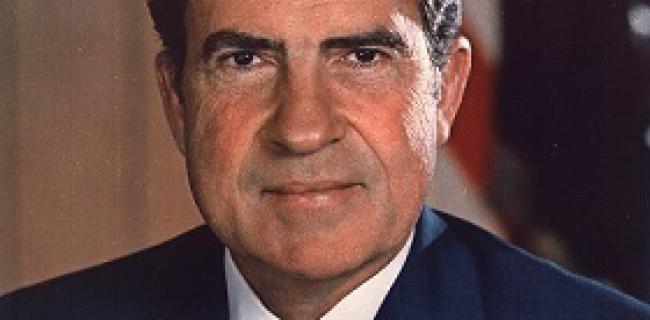 ריצ'רד מילהאוז ניקסון (9 בינואר 1913 - 22 באפריל 1994)
