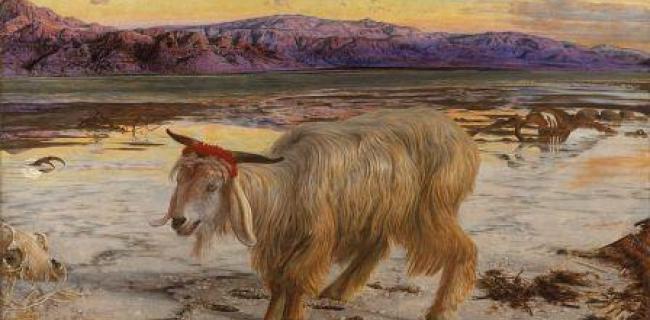 שעיר לעזאזל - ציור של ויליאם האנט