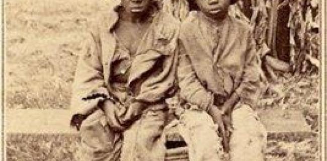 ילדי עבדים 1870