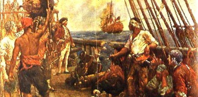 המחצית הראשונה של המאה ה-17 הייתה התקופה בה הגיעו הקורסארים של אלג'יר לשיא כוחם. הייתה זו התקופה בה שגשג המסחר בצפון אפריקה הודות לפיראטיות.