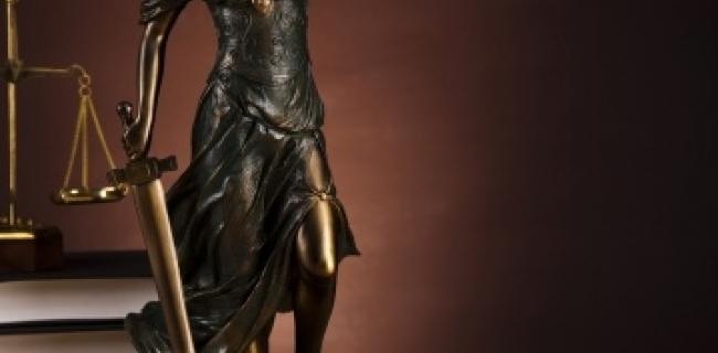 פסלון של הצדק