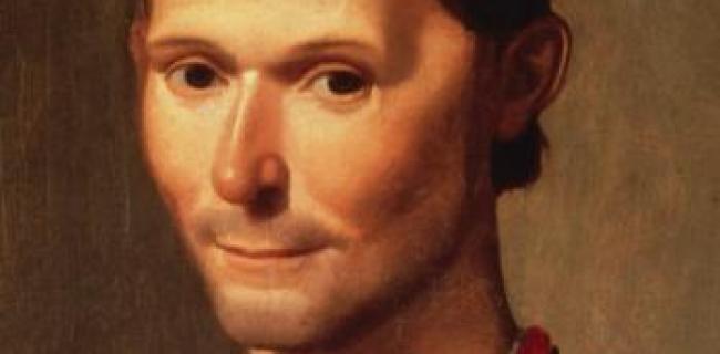 ניקולו מקיאוולי 1469-1527