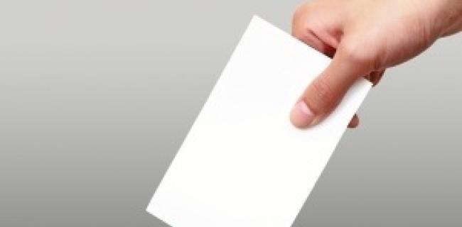 הצבעה בבחירות מקומיות