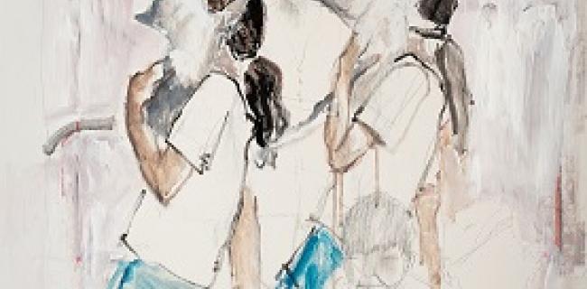 """שרון רשב""""מ פרופ, מתוך התערוכה (הצילומים באדיבות ורה פילפול)"""