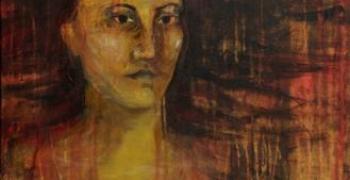 בגלל הרוח - תערוכת ציורים של בוגרי ודיירי כפר רוח-מדבר