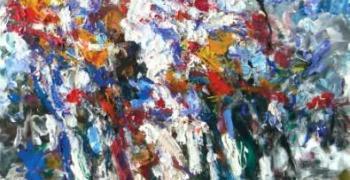 נוף ציורי מהדנובה - תערוכת מחווה לעם הבולגרי שמנע את השמדת היהודים בתקופת מלחמת העולם השנייה