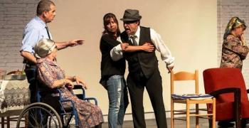 מתוך ההצגה: החטופים
