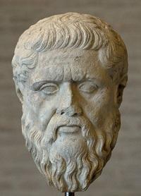 """אַפְּלָטוֹן (427-8 או 423-4 לפנה""""ס - 347-8 לפנה""""ס)"""