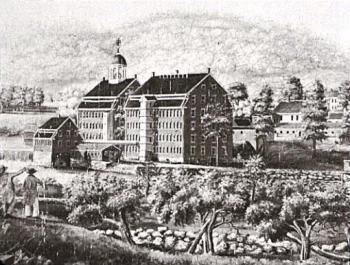 Boston Manufacturing Company, 1813-1816, Waltham, MA.