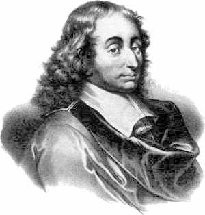 בְּלֶז פסקל (בצרפתית: Blaise Pascal; 19 ביוני 1623 - 19 באוגוסט 1662)