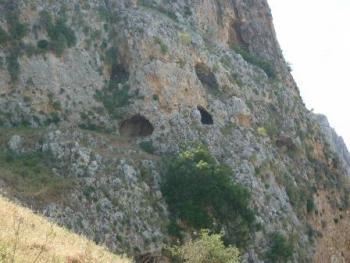 מערות בהר ארבל