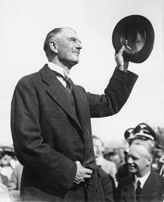 צ'מברליין בועידת מינכן 1938