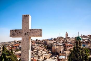 מהו מוצאם האתני של הנוצרים החיים בישראל