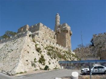 עיר דוד של ימי הבית הראשון נחשפה בחפירות