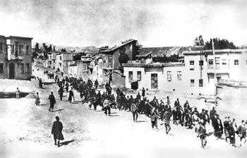 השואה הארמנית: נכות מוסרית בלתי-נסלחת של מדינת היהודים