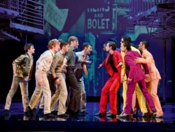 סיפור הפרברים, המחזמר המקורי מברודווי / האופרה הישראלית