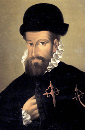 פרנסיסקו פיזארו (1475-1541)
