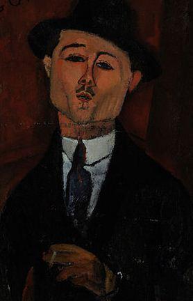 ציור מאת מודליאני