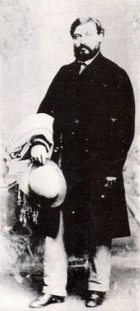 מוזס וילהלם שפירא (1830 – 11 במרץ 1884)