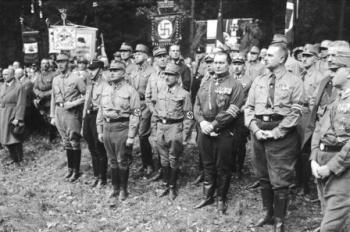 נאציזם: הצידוק האידיאולוגי והמדעי