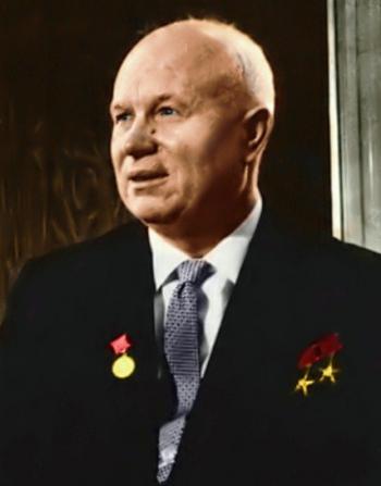 ניקיטה סרגייביץ' חרושצ'וב  15 באפריל 1894 - 11 בספטמבר 1971)