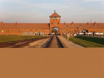 מחנה השמדה בפולין צילום: להבת חקק